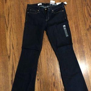 GAP curvy fit dark wash jeans